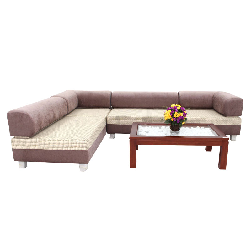 L Sofa Cute Fabric One Piece Arpico Furniture