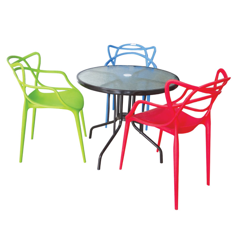 Plastic Chair Single Arpico Furniture
