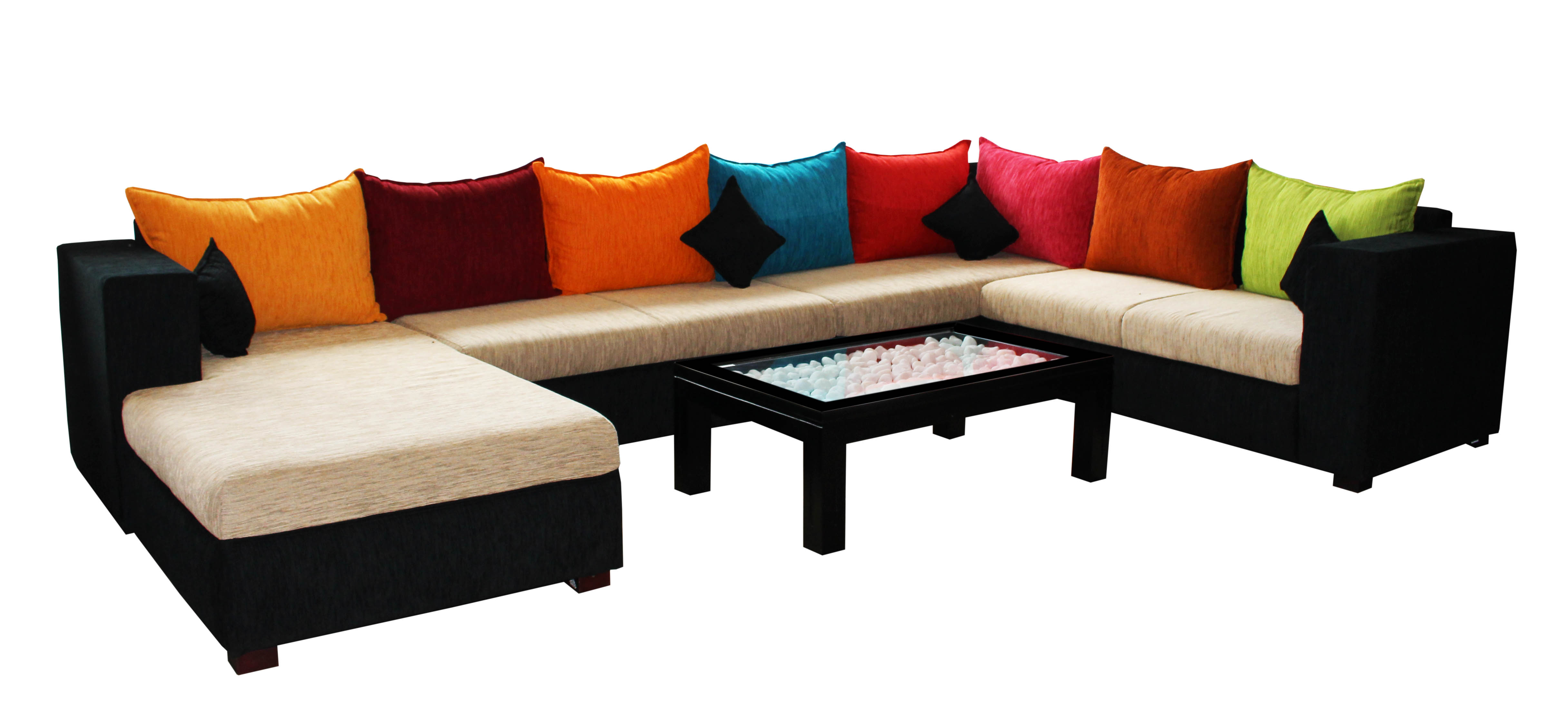 L Shaped Sofa Shade Arpico Furniture