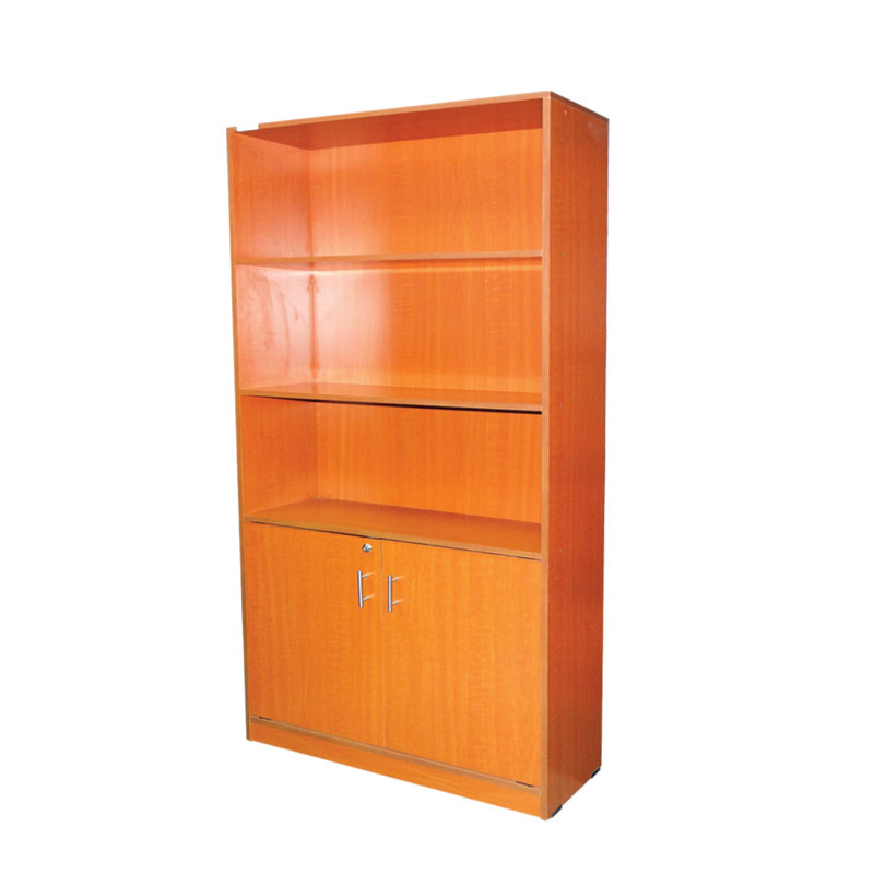 Book Rack With Cupboard Arpico Furniture