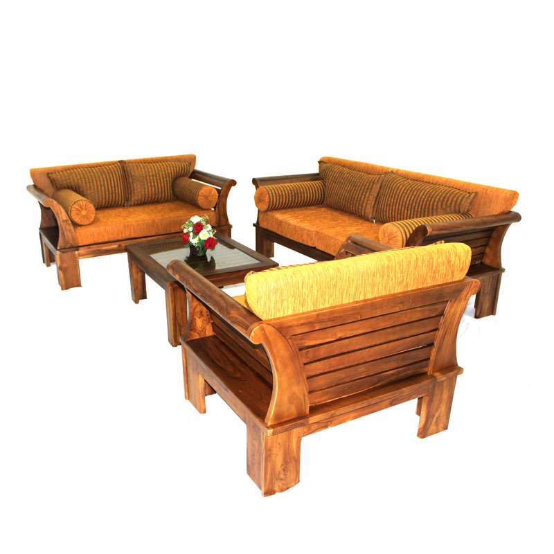 Living Room Set Dragon Teak Arpico Furniture
