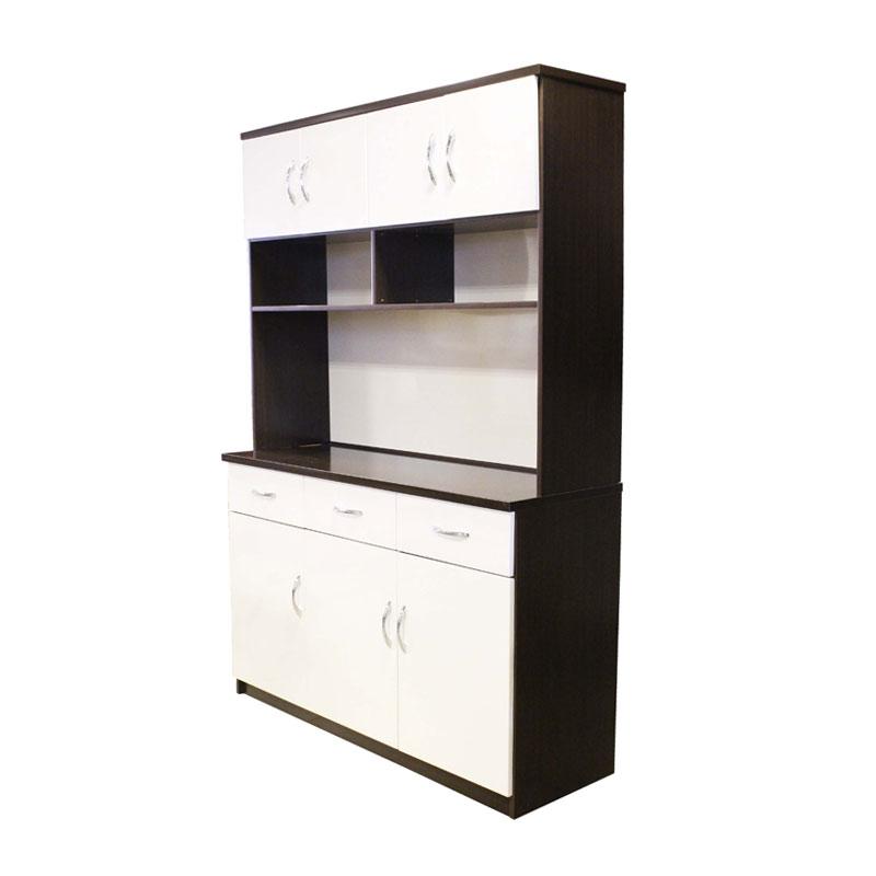 Mini Pvc Pantry Unit 112 X 42 X 180cm Arpico Furniture