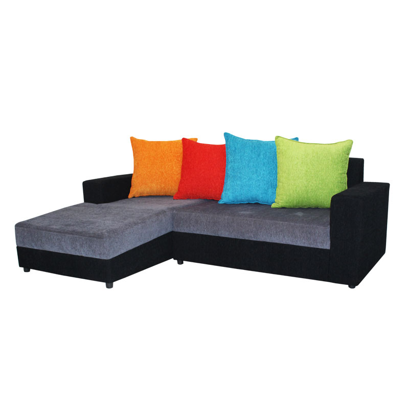L Sofa Small Fabric Arpico Furniture