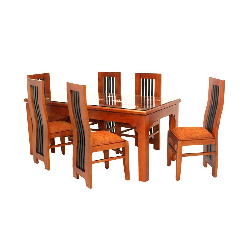 Dining Set Stylo 06 Seater Arpico Furniture