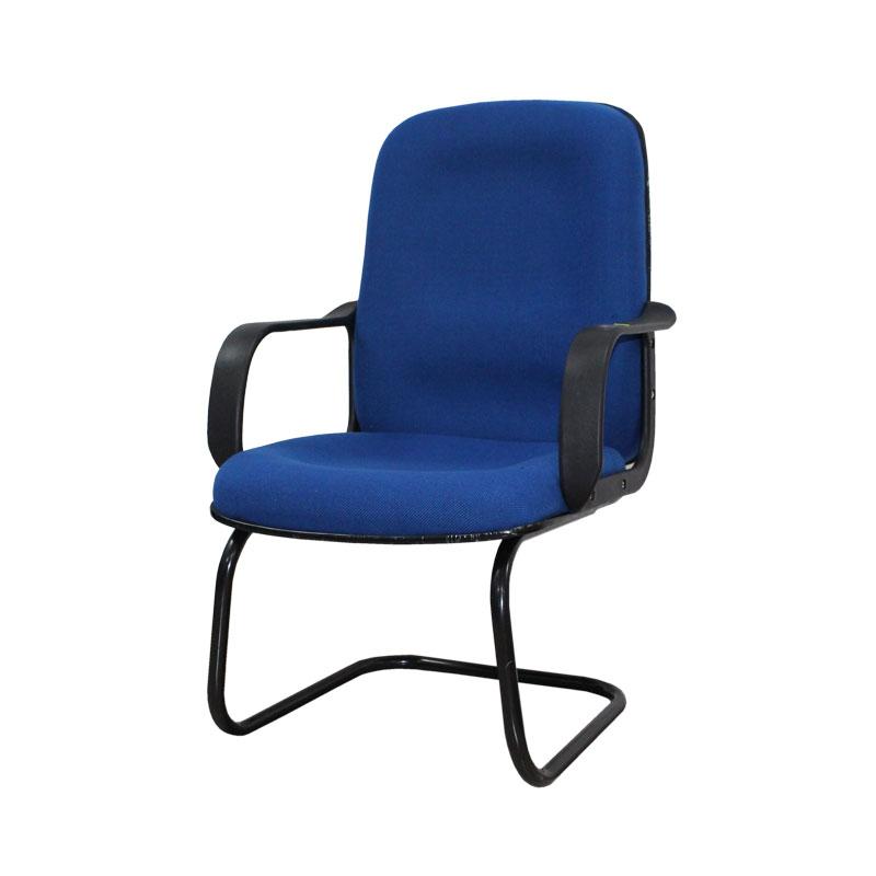Visitor Chair Steel Frame Arpico Furniture