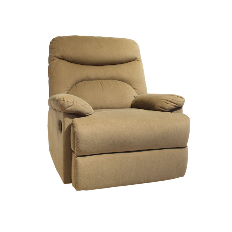Sofa Ribo Single Recliner Khaki Colour Arpico Furniture