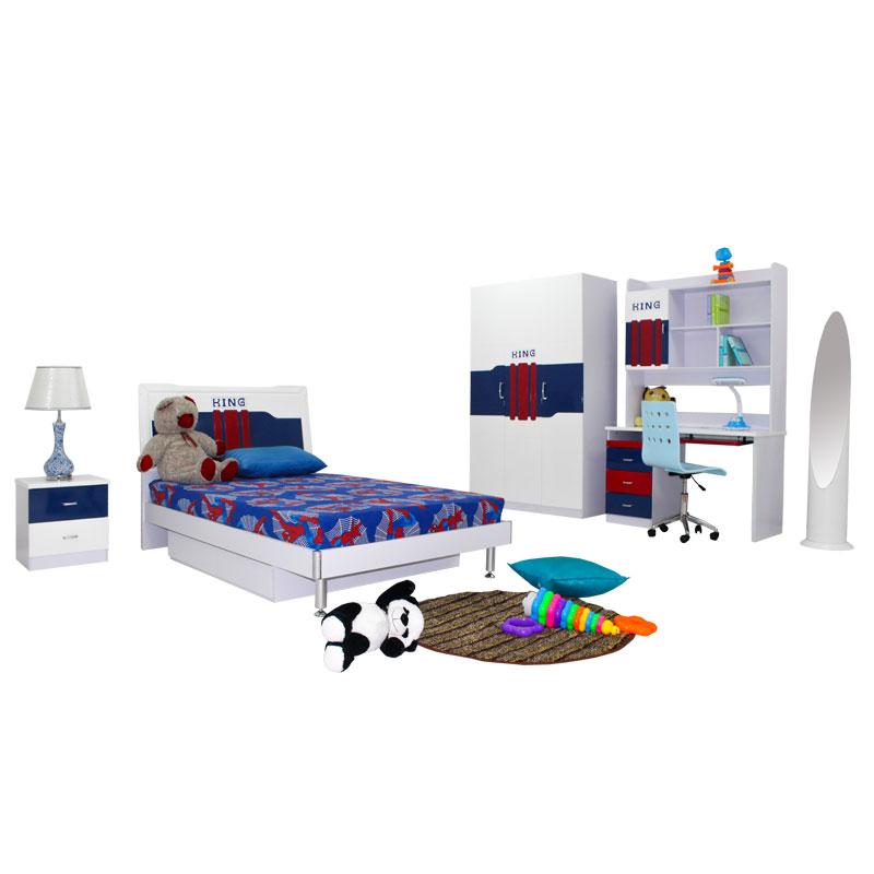 Kiddies Bedroom Set King Arpico Furniture