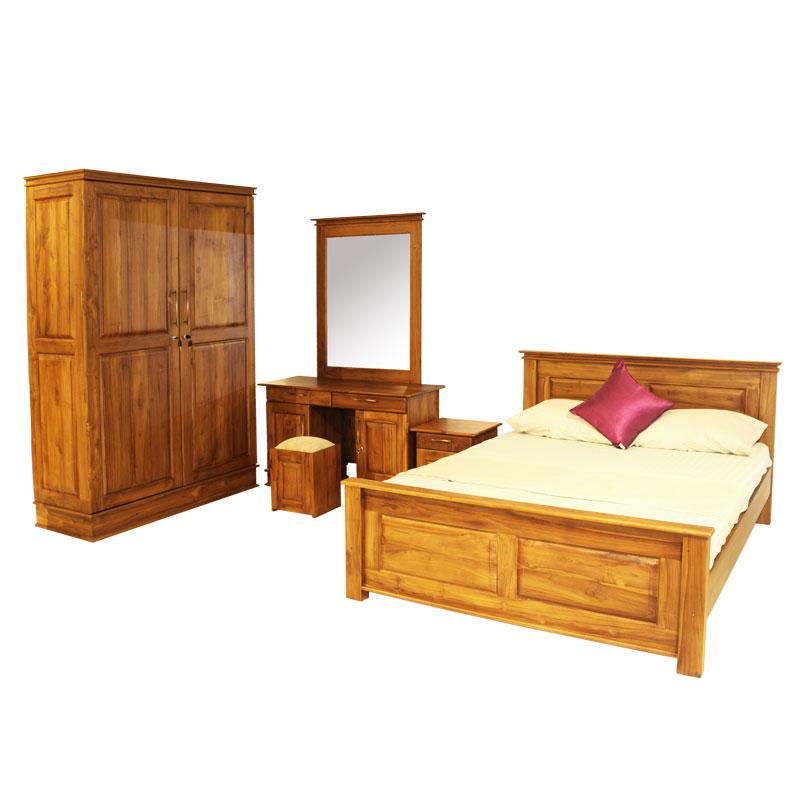 brand new 143c4 52d2f BEDROOM SET VERONA | TEAK
